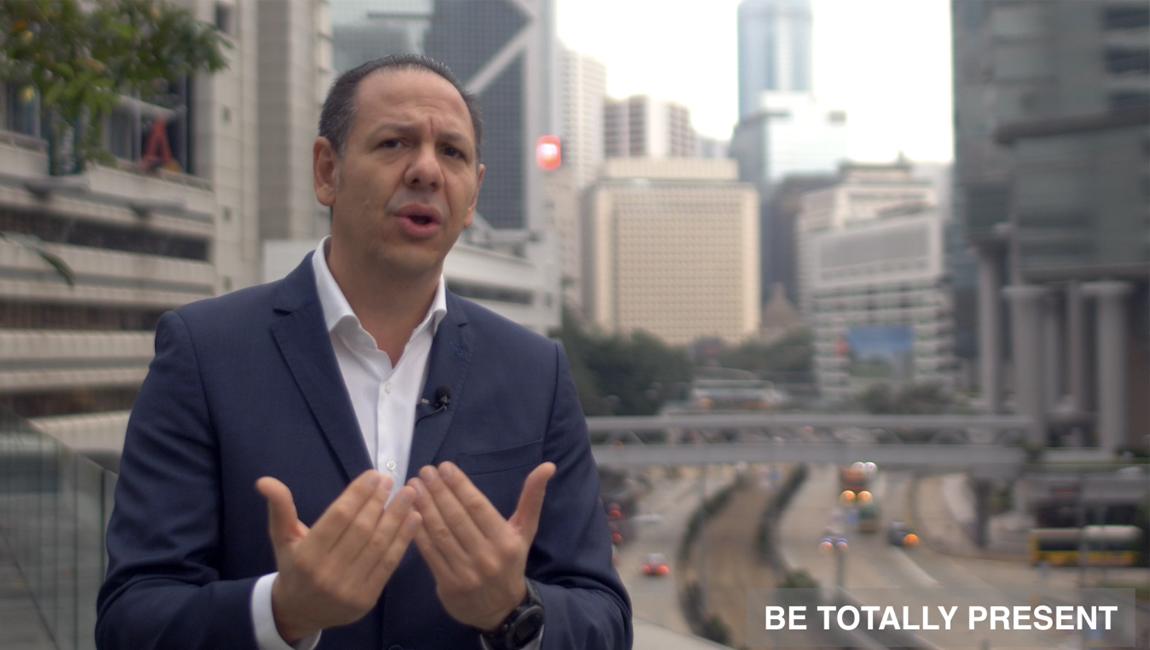 "Michael Virardi - The ""5P's of Success"""