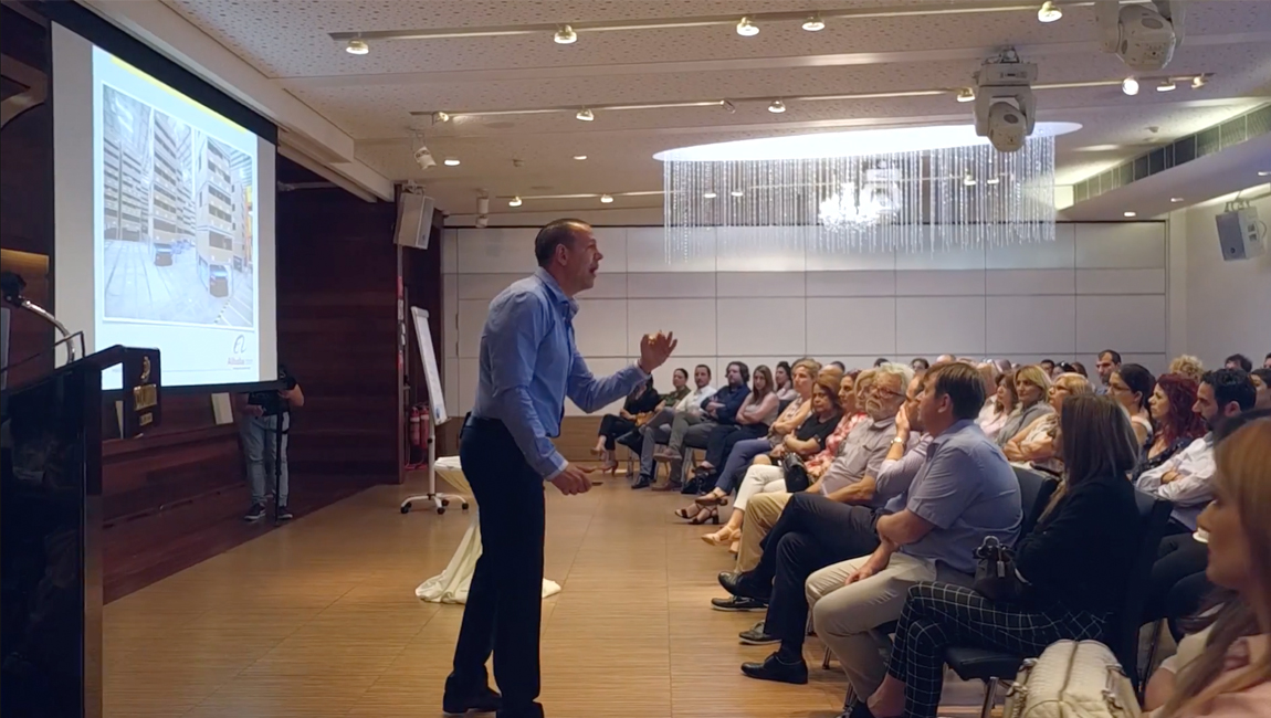 Michael Virardi - Keynote speech for the CSM team