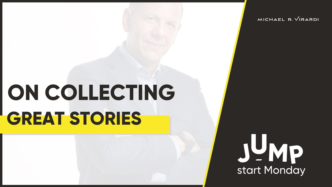 Michael Virardi - The Story Collector