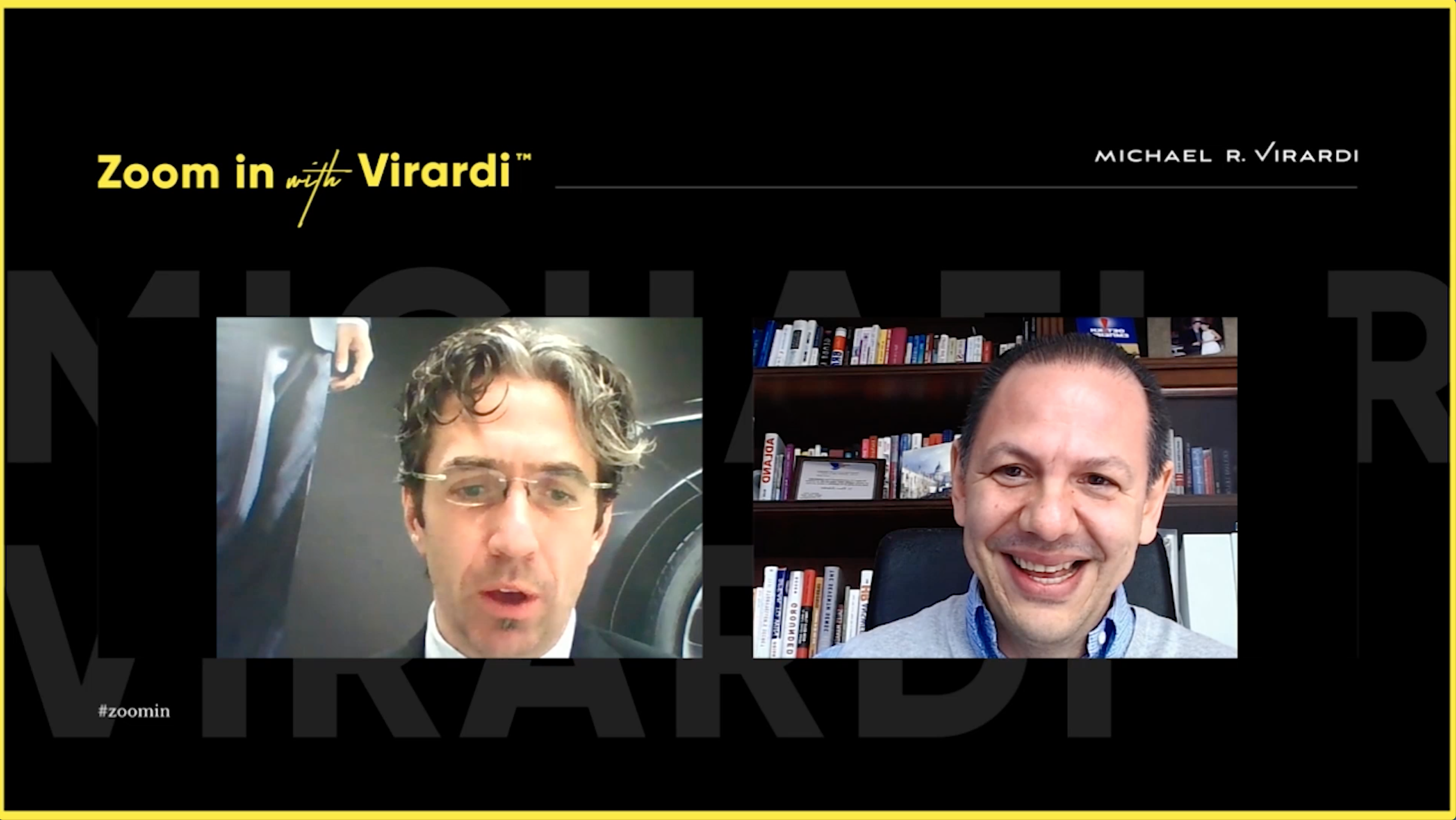 Michael Virardi - ZOOM IN with VIRARDI™   Felice Valente   Pirelli   Episode 1