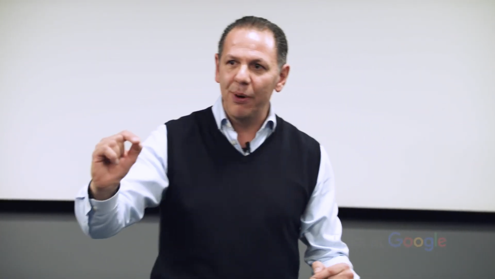 Michael Virardi - Virardi's Q&A session @ Google