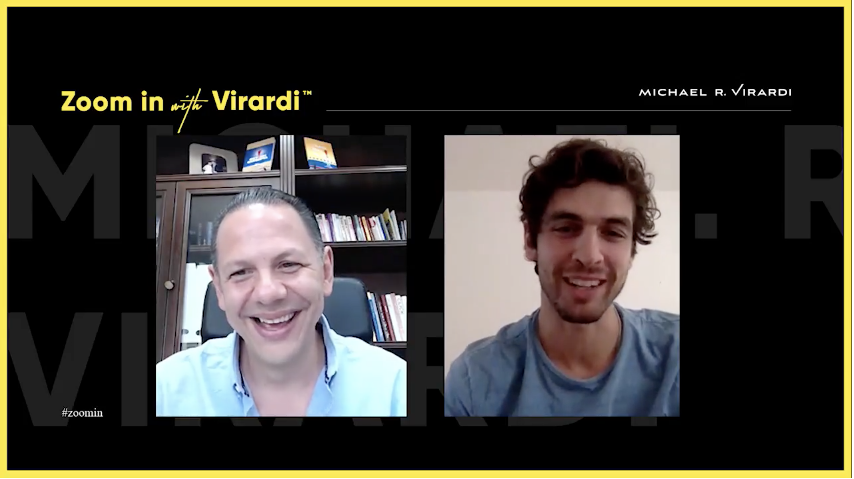 Michael Virardi - ZOOM IN with VIRARDI™ | Michalis Solomontos | ex-Googler | Episode 5